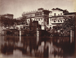 The Visram Ghaut, Muttra [Mathura].
